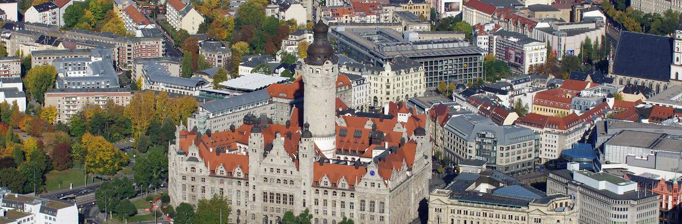 Erleben Sie Leipzig aus einer ganz anderen Perspektive